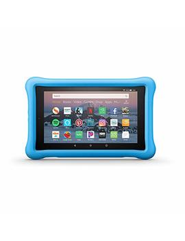 Amazon Kid Proof Case For Amazon Fire Hd 8 Tablet (Compatible With 7th And 8th Generation Tablets, 2017 2018 Releases), Blue by Amazon
