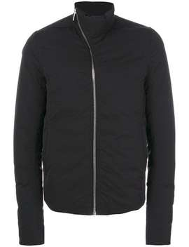 Funnel Neck Jacket by Rick Owens