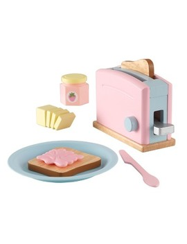 Kid Kraft Pastel Toaster Set by Kid Kraft