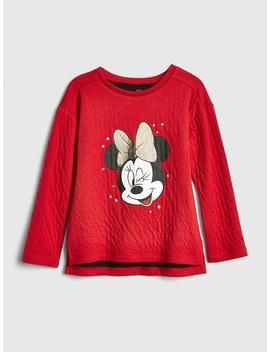 Baby Gap | Disney Minnie Mouse Sweatshirt by Gap
