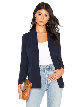 Kylie Ruched Sleeve Blazer by About Us