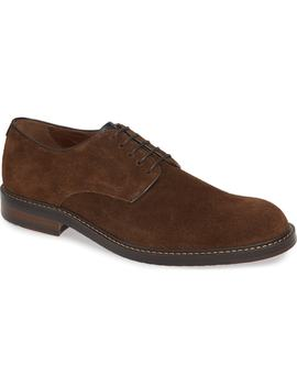 Renton Suede Oxford by 1901