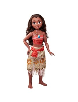 "Disney Princess 32"" My Size Moana Doll  Target Exclusive by Disney"