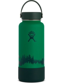 Hydro Flask   Wide Mouth Mountains Water Bottle   32 Fl. Oz. by Rei