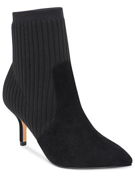 Albinia Sock Booties by Marc Fisher