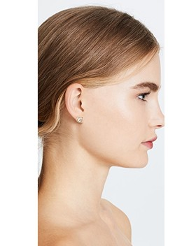 Imitation Pearl Gancio Stud Earrings by Salvatore Ferragamo