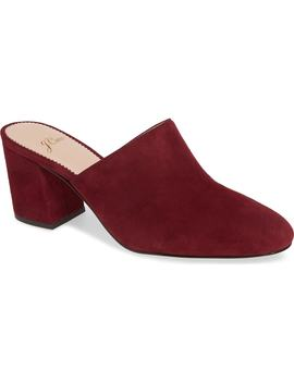 Block Heel Mule by J.Crew