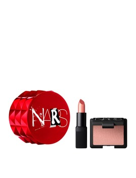 Nars Mini Blush & Lipstick Gift Set by Nars Cosmetics