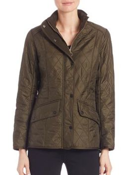 Cavalry Polarquilt Jacket by Barbour