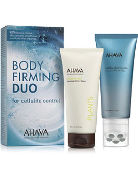 Online Only Body Firming Duo Kit Cellulite Control by Ahava
