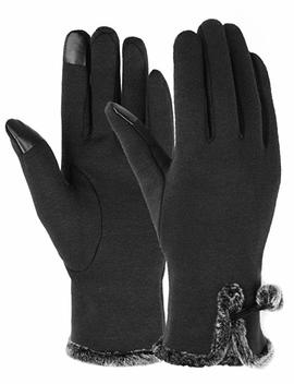 Womens Screen Touch Gloves Winter Thick Warm Lined Smart Texting Gloves by Dimore