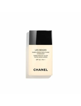 Chanel Les Beiges  Sheer Healthy Glow Tinted Moisturiser Spf 30  30ml by Feelunique