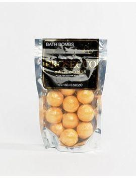 Gift Republic Prosecco Bath Bombs by Asos