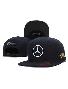 Lekani Mercedes Benz Formula 1 Racing Hat,Adjustable by Lekani