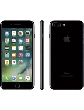 "Apple I Phone 7 Plus 5.5"" Retina Display 128 Gb Jet Black Unlocked Smartphone Srf by Apple"