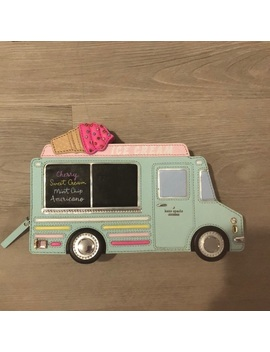 Kate Spade Limited Edition Ice Cream Truck Bag by Kate Spade