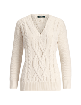 Cotton Wool Sweater by Ralph Lauren