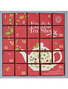 English Tea Shop   Advent Calendar   Tea Pot   48g by English Tea Shop