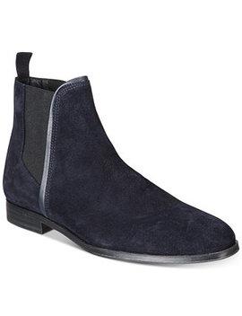 Hugo Men's Boheme Suede Chelsea Boots by Hugo Boss