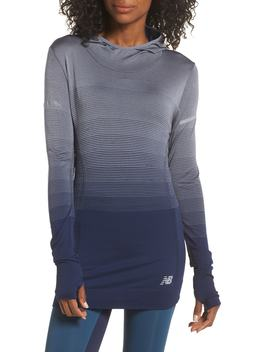 Ombré Hoodie by New Balance