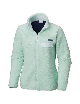 Women's Pfg Harborside™ Heavy Weight Full Zip Fleece Jacket by Columbia Sportswear