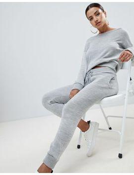 Ax Paris Soft Touch Sweatpant by Trousers