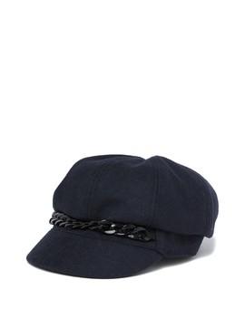 Big Chain Newsboy Hat by August Hat