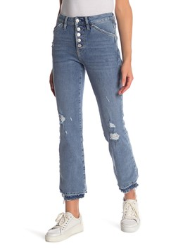 Dylan Cropped Jeans by Free People