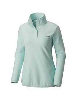 Women's Pfg Harborside™ Overlay Fleece Pullover Jacket by Columbia Sportswear