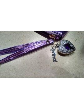 "O Príncipe Rogers Nelson ""Purple Rain"" Pulseira by Ebay Seller"
