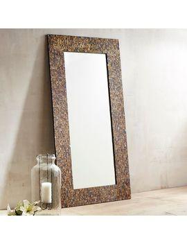 Catriana Mosaic Floor Mirror by Pier1 Imports