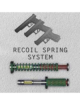 Dpm Recoil Reduction Spring For All Glock Models by Dpm System Technologies Ltd.