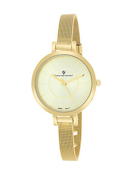 Christian Van Sant Women's Skinny Watch by Christian Van Sant