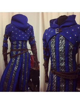 Gray Wardens Mage Cosplay Armor by Etsy