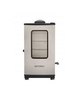 Masterbuilt Digital Electric Stainless Steel Bbq Smoker Grill W/ Remote Control by Masterbuilt