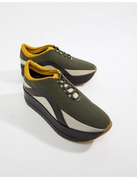 Vagabond Casey Flatform Sneaker by Vagabond