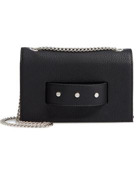 Mali + Lili Jane Studded Vegan Leather Crossbody Bag by Mali And Lili