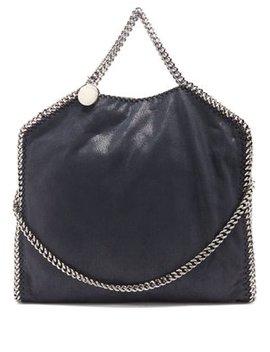 Falabella Faux Suede Shoulder Bag by Matches Fashion