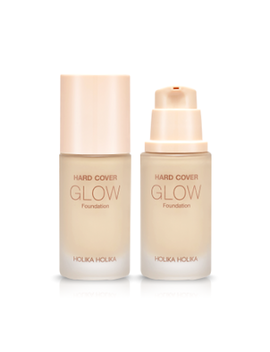Holika Holika   Hard Cover Glow Foundation Spf20 Pa++ (6 Colors) by Holika Holika