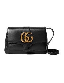 Arli Small Leather Shoulder Bag by Gucci
