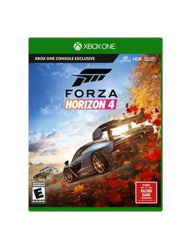 Forza Horizon 4, Microsoft, Xbox One, 889842392357 by Microsoft