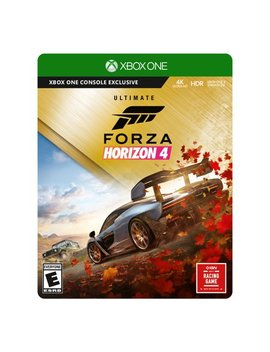 Forza Horizon 4 Ultimate Edition, Microsoft, Xbox One, 889842392593 by Microsoft