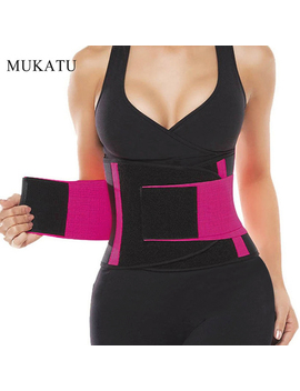 Shaper Slim Belt Neoprene Waist Cincher Faja Waist Shaper Corset Waist Trainer Belt Modeling Strap Waist Trimmer Girdle Belt by Mukatu