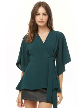 I Madeline Flared Tunic by Forever 21
