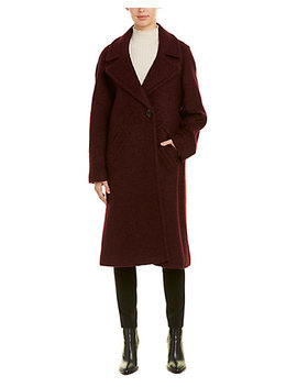 Rachel Roy Wool Blend Coat by Rachel Roy
