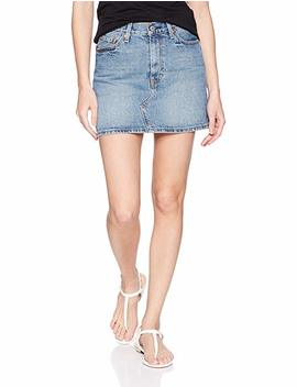 Levi's Women's Deconstructed Skirt by Levi%27s
