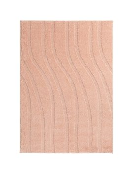 5x7 Natco Solid Waves Area Rug by Unbranded