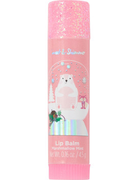 Marshmallow Mint Lip Balm by Sweet & Shimmer
