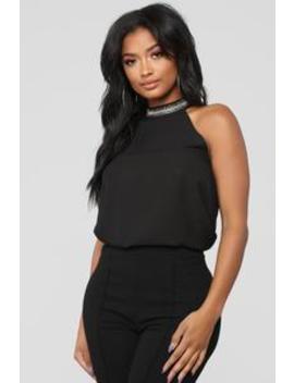 Don't Forget Top   Black by Fashion Nova