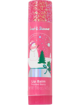 Frosted Berry Lip Balm by Sweet & Shimmer